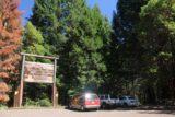 Mill_Creek_Falls_prospect_002_07152016 - The parking lot at the Mill Creek Falls Scenic Area near Prospect