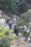 Millard_018_04232011 - Looking towards a smaller cascade that might have been a side creek ultimately feeding Millard Creek as seen in April 2011
