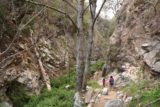 Millard_Falls_16_177_01302016 - Julie and Tahia still within the scenic Millard Canyon on the way back to the car park