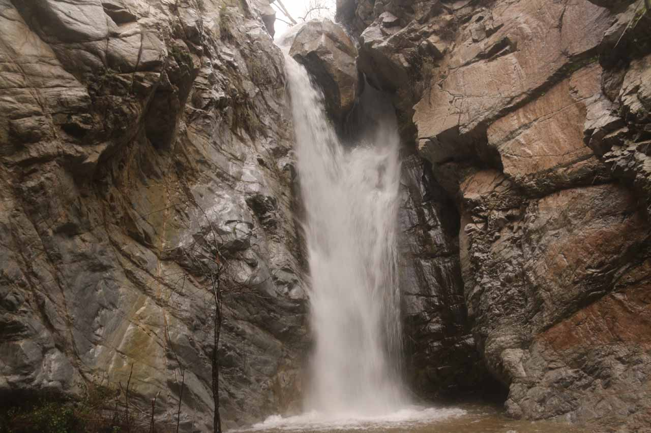 Millard Falls in as high a flow as we've ever seen it in 2017