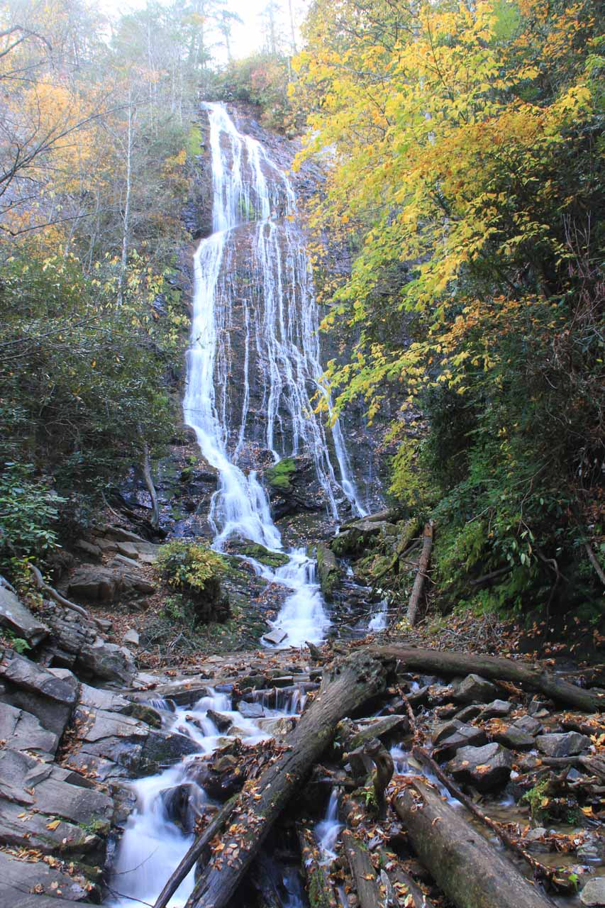 A more contextual look at Mingo Falls