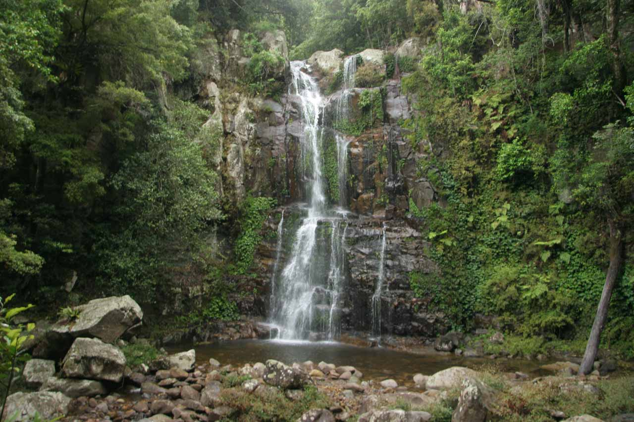 (The Upper) Minnamurra Falls