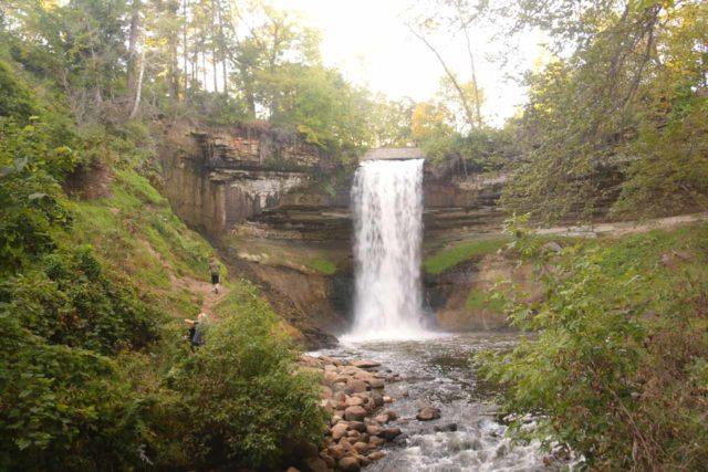 Minnehaha_Falls_037_09252015 - Minnehaha Falls