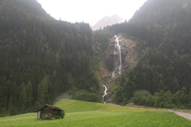 Mischbachfall_021_07202018 - The Mischbach Waterfall