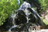 Monasterio_de_Piedra_084_06052015 - Seems like the reason why they called this graceful falls the Cascada La Trinidad was that it appeared to segment into three parallel drops towards the middle of its drop
