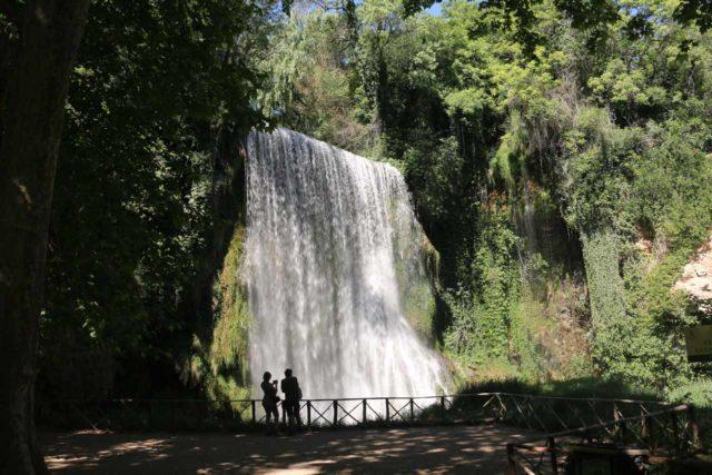 Monasterio_de_Piedra_128_06052015 - Cascada La Caprichosa - one of numerous waterfalls at Monasterio de Piedra
