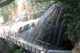 Monasterio_de_Piedra_217_06052015 - Descending alongside Cascada Iris at the bottom of the descent leading to a trail junction where several trails criss-crossed each other at the Monasterio de Piedra park