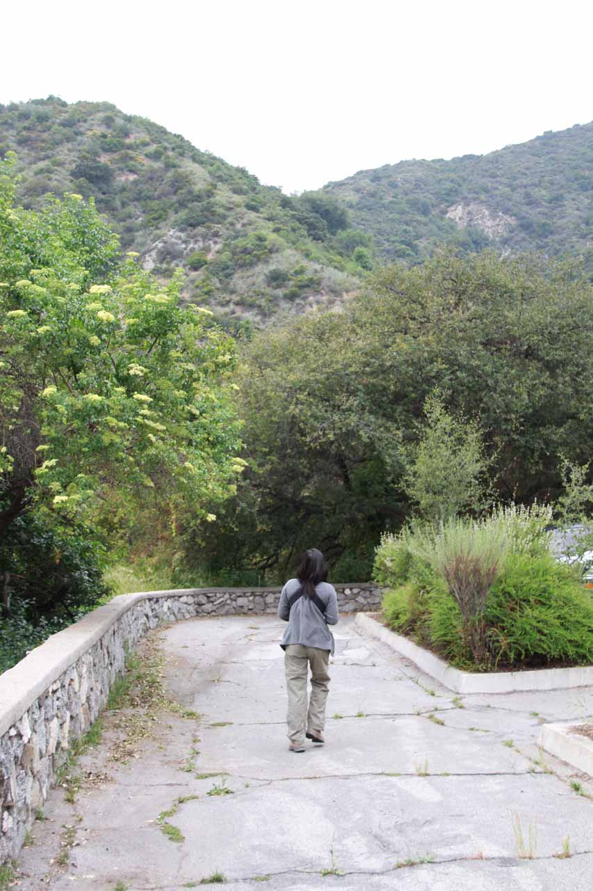About to get started