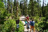 Moose_Falls_004_08062020 - When we visited Moose Falls in August 2020, there were a lot more people than on any of our prior visits