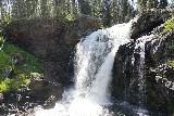 Moose_Falls_018_08062020 - This was as frontal of a view of Moose Falls as I was able to get during our August 2020 visit