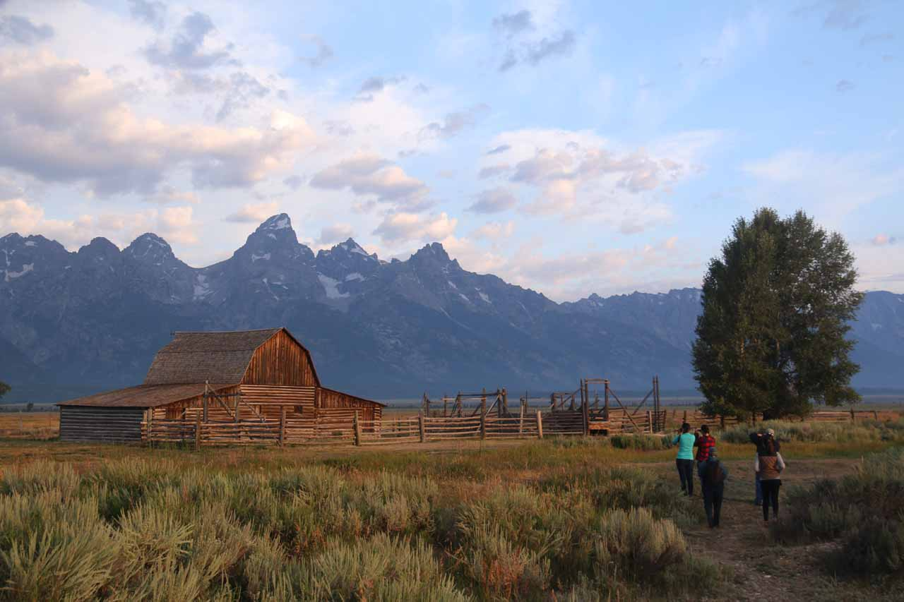 Going east of Swan Valley, one would eventually reach Jackson Hole, which was the southern gateway to the Grand Teton National Park