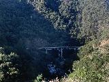 Mosquito_Ridge_Road_021_iPhone_04102021 - Looking towards the bridge over the North Fork of the Middle Fork of the American River along Mosquito Ridge Road as I was headed back towards Foresthill en route to Sacramento