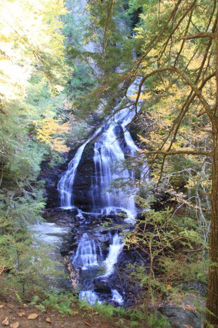 Moss_Glen_Falls_Stowe_024_09302013 - Moss Glen Falls near Stowe, VT