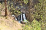 Moyie_Falls_018_08052017 - More zoomed in look between the foliage at the only flowing part of Moyie Falls