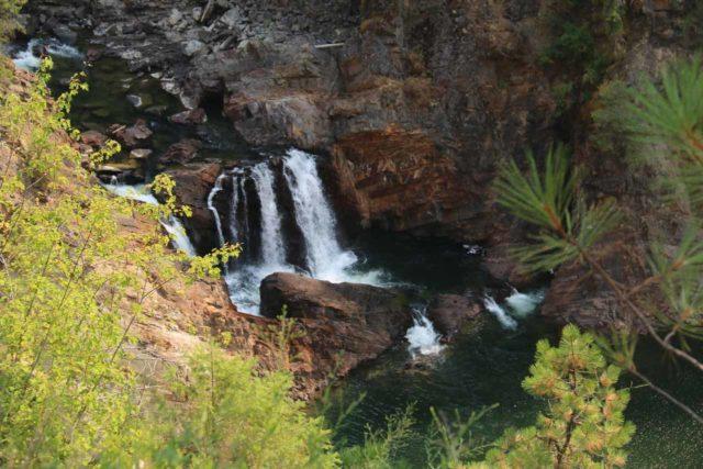 Moyie_Falls_026_08052017 - Moyie Falls - the lower drop
