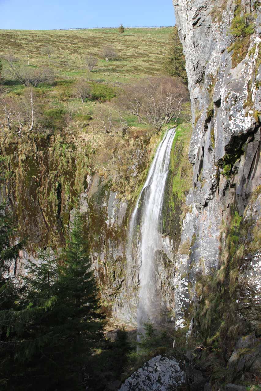 Grande Cascade du Mt-Dore