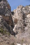 Mt_Charleston_330_04222017 - As I got closer to the 'Medium Falls', I realized that there was a second drop right below the taller main drop