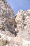 Mt_Charleston_339_04222017 - Bright look up at the 'Medium Falls' as I was pretty much as far up as I was probably willing to go