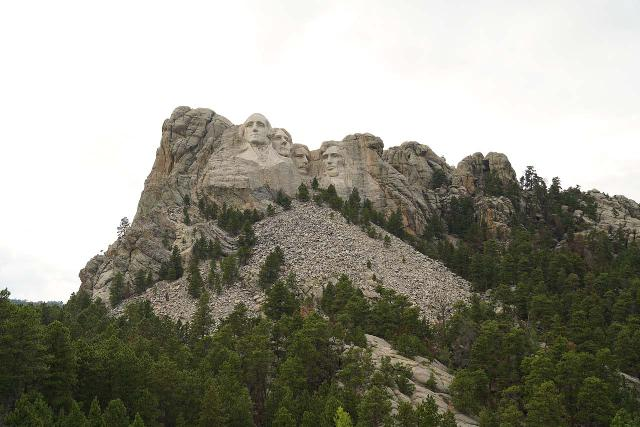 Mt_Rushmore_027_07292020 - The primary draw to this part of the Black Hills of South Dakota was witnessing Mt Rushmore