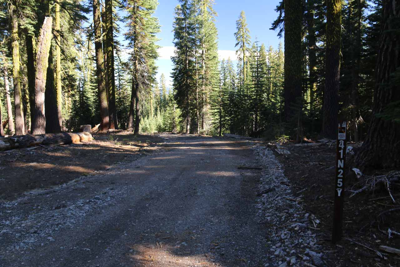 Now it was time to go back onto the rough forest service roads as we were to make our way back to the paved Pilgrim Creek Road and ultimately Hwy 89