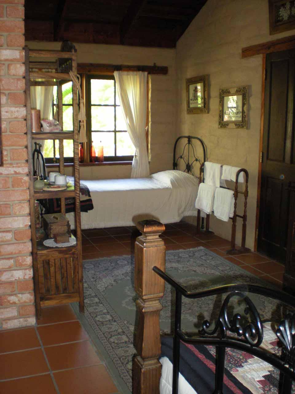 Room 2 at the Mudbrick Manor