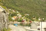 Muldalsfossen_013_07172019 - Passing by a town hugging Tafjorden en route to Muldalsfossen