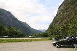 Muldalsfossen_021_07172019 - About to leave the car park for Muldalsfossen and start the hike up to the waterfall itself during my visit in July 2019. This photo and the next several shots took place on this day