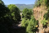 Multnomah_Falls_17_025_08162017 - Looking down towards the main viewing area from atop the Benson Bridge