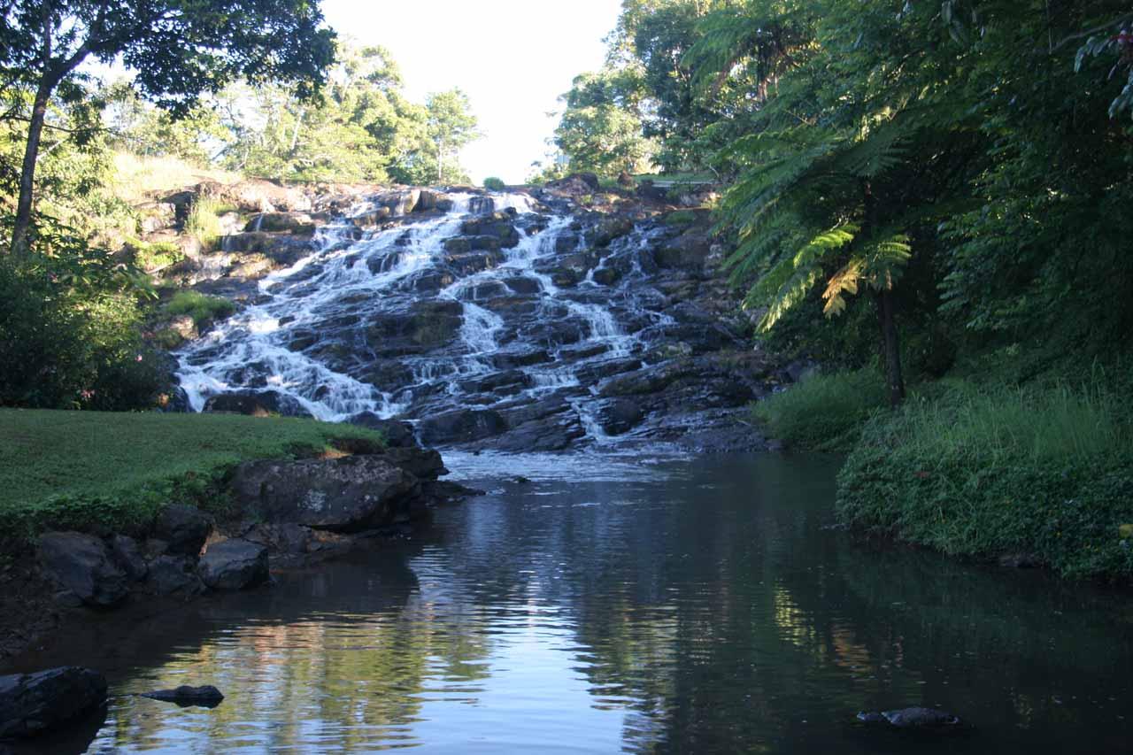 Context of the Mungalli Cascade