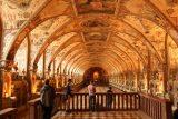 Munich_095_06282018 - The impressive Antiquarium within the Munich Residence