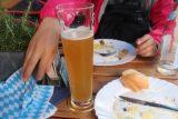 Munich_314_06292018 - I tried the beer from the Kleiner Ochsn'brater at the Munich Viktualienmarkt