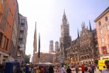 Munich_330_06292018 - Back at the very busy Marienplatz in the heart of Munchen