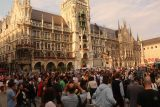 Munich_442_06292018 - The very atmospheric Marienplatz that was pretty much wall-to-wall people at this time in the evening