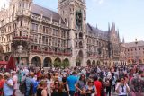 Munich_583_06302018 - Once again back at the crowded Marienplatz