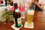 Munich_706_06302018 - I gave this gluten free beer a try at the Gasthof Obermeier