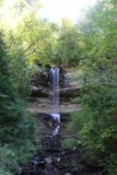 Munising_Falls_019_09292015 - More contextual portrait look at the pretty Munising Falls