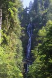 Munson_Creek_Falls_025_08172017 - Zoomed in look at the Munson Creek Falls from a spot set back a bit from the trail closure