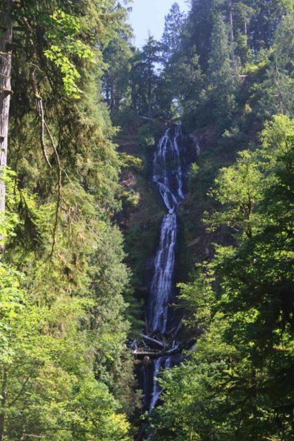 Munson_Creek_Falls_025_08172017 - Munson Creek Falls in late Summer flow