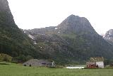 Myklebust_003_07192019 - Context of Strupenfossen along with some kind of milk farm in Myklebustdalen