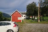 Myklebust_055_07192019 - The public car park that I used to start hiking towards Sanddalsfossen in Myklebustdalen