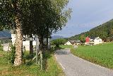 Myklebust_056_07192019 - Looking back at the narrow road that I took into Myklebustdalen