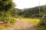 Myklebust_066_07192019 - On the farm road leading closer to Sanddalsfossen