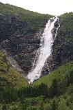 Myklebust_124_07192019 - Closer examination of the Sanddalsfossen from the upper approach