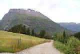 Myklebust_138_07192019 - Hiking back down into Myklebustdalen after having my fill of Sanddalsfossen from the Sanddalstoylen Trail