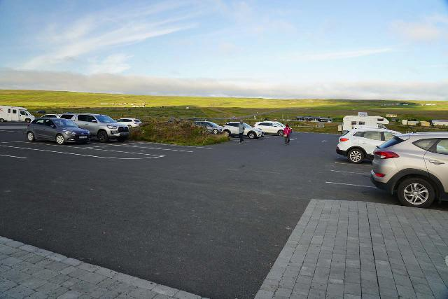 Myvatn_Nature_Bath_009_08132021 - Looking back at the car park for the west side of Goðafoss