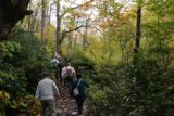 Naena_Falls_032_10182016 - We were sharing the Naena Falls Trail with many people that were in tour groups