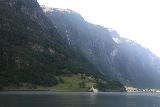 Naeroyfjoren_Cruise_496_07242019 - Looking towards what turned out to be one of the segments of Kjelfossen near the end of the Naeroyfjorden Cruise