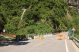 Nanan_Waterfall_016_10272016 - Another look at the Nanan Waterfall with the partial barricade on the Road 30