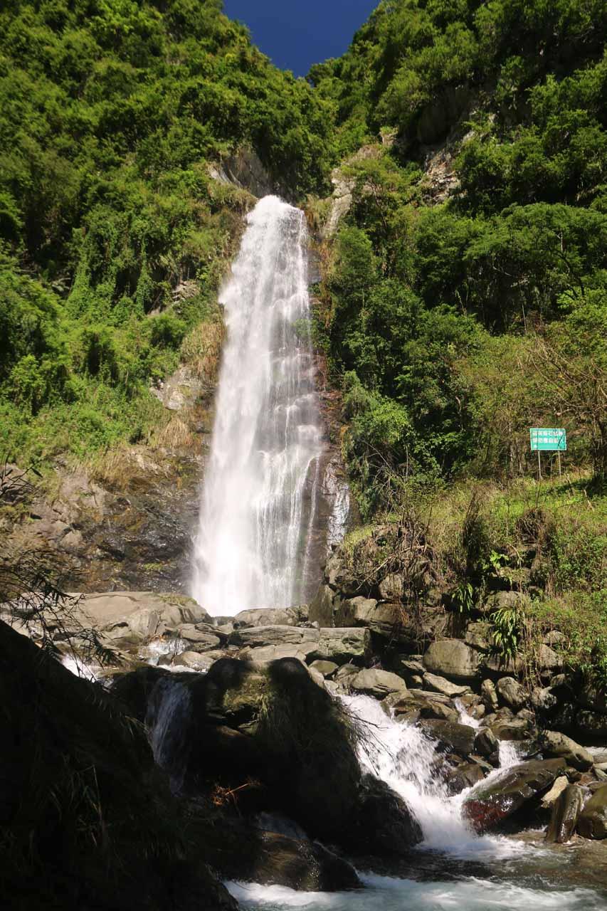 Nanan Waterfall
