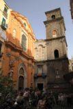 Naples_175_20130518 - Some clock tower in Via dei Tribunali